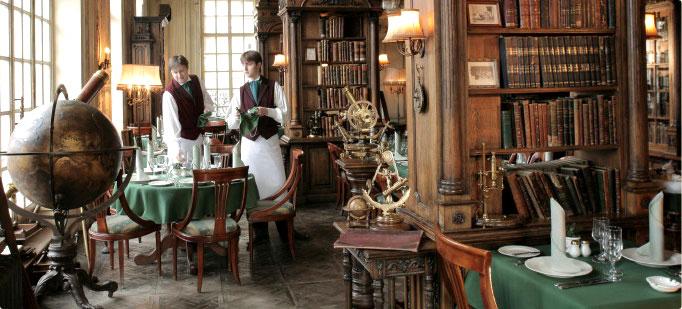 5 необычных ресторанов Москвы