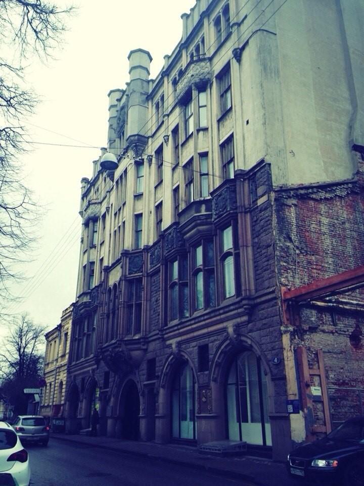 Дом Политехнического Общества  Средневековье в Москве Средневековье в Москве 34