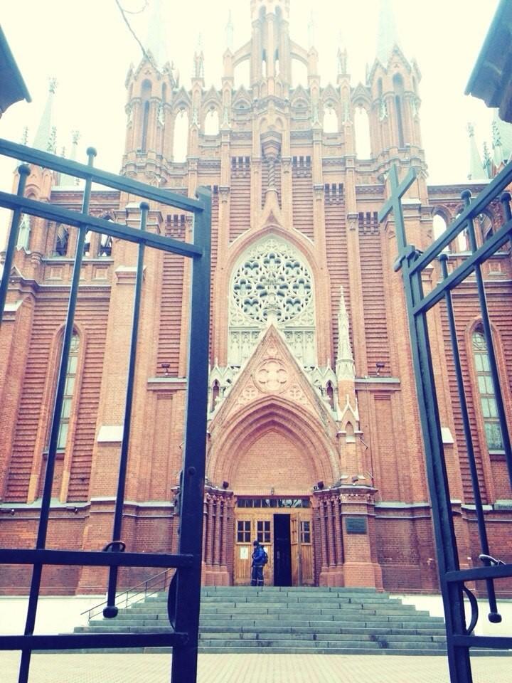 Собор Непорочного Зачатия Пресвятой Девы Марии Средневековье в Москве Средневековье в Москве 43