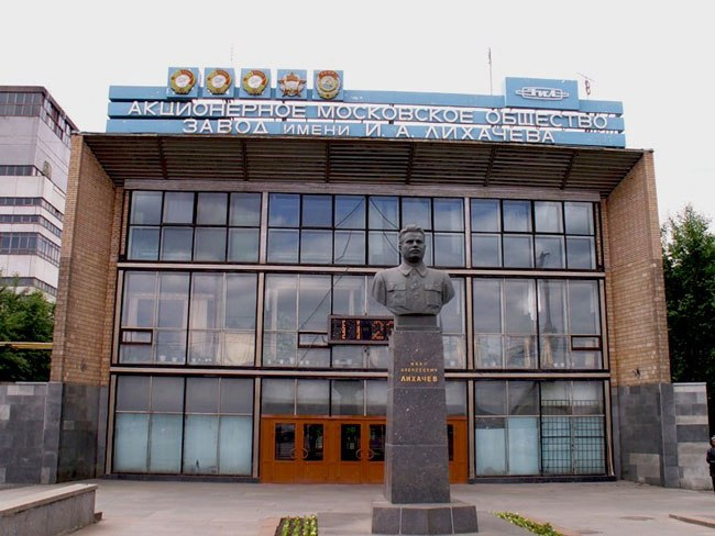ЗИЛ Заброшенные здания Москвы Заброшенные здания Москвы