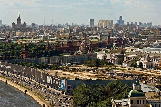 Зарядье Заброшенные здания Москвы Заброшенные здания Москвы