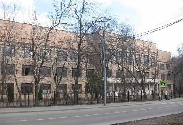 Школа имени Косодемьянских Заброшенные здания Москвы Заброшенные здания Москвы