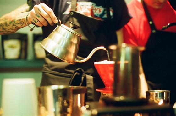 Кафе Double B Московские кафе: багеты, капкейки и кофе Московские кафе: багеты, капкейки и кофе image 25 07 14 12 12 11