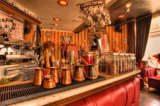 Кафе Кофе Тайм Московские кафе: багеты, капкейки и кофе Московские кафе: багеты, капкейки и кофе image 25 07 14 12 12 9