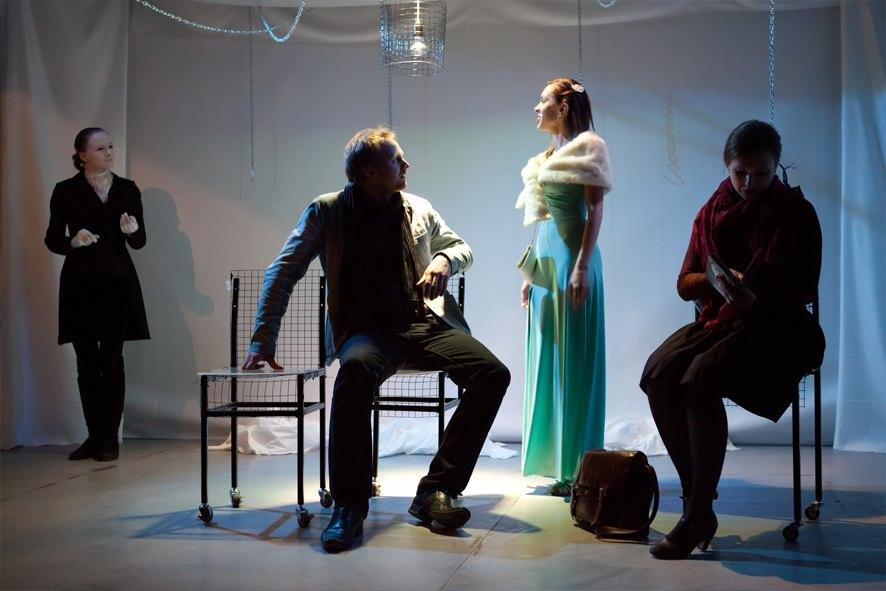 Театр «Событие» Бесплатные московские театры Бесплатные московские театры