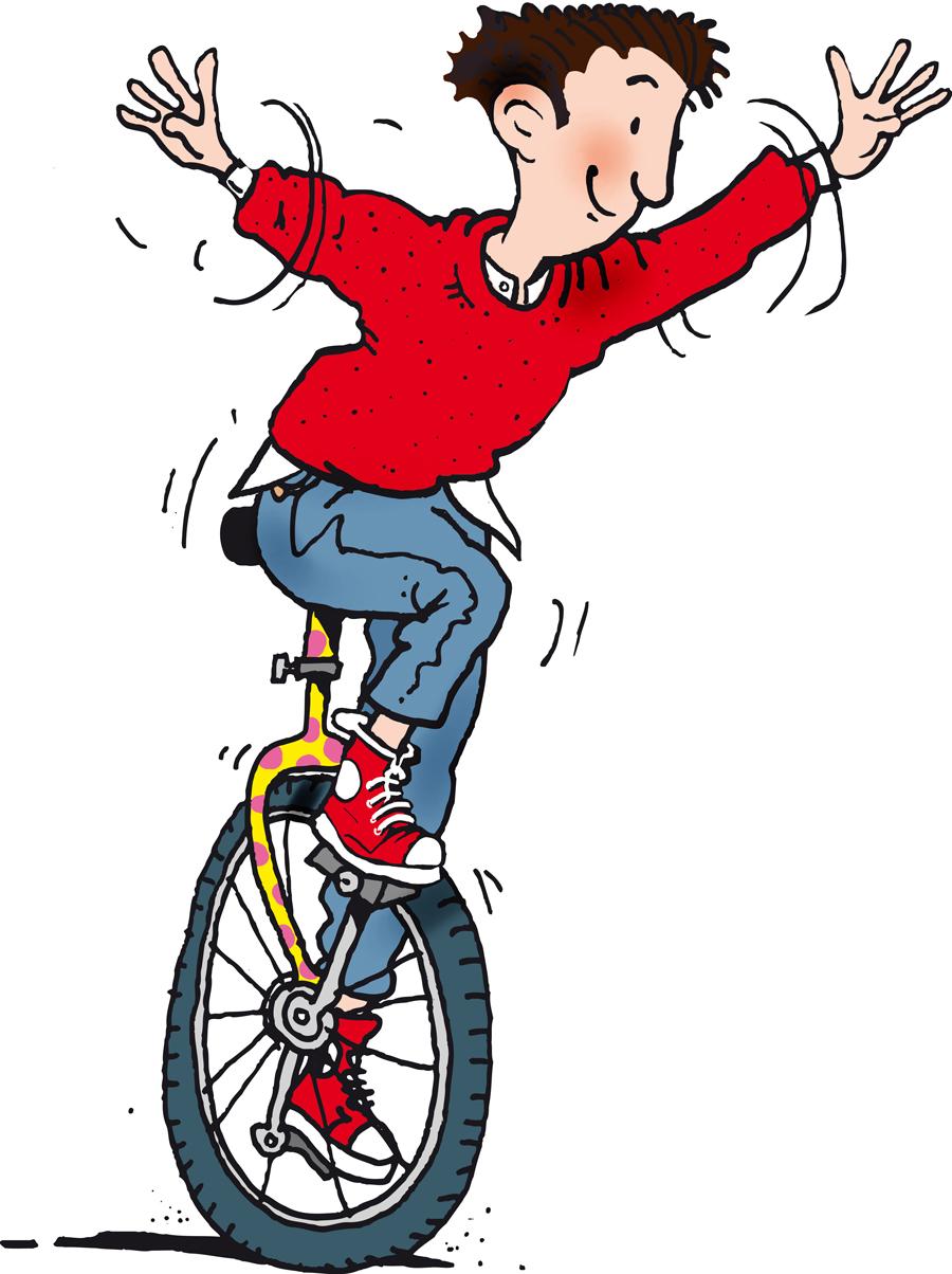 unicycle-man Пять событий декабря Пять событий декабря unicycle man
