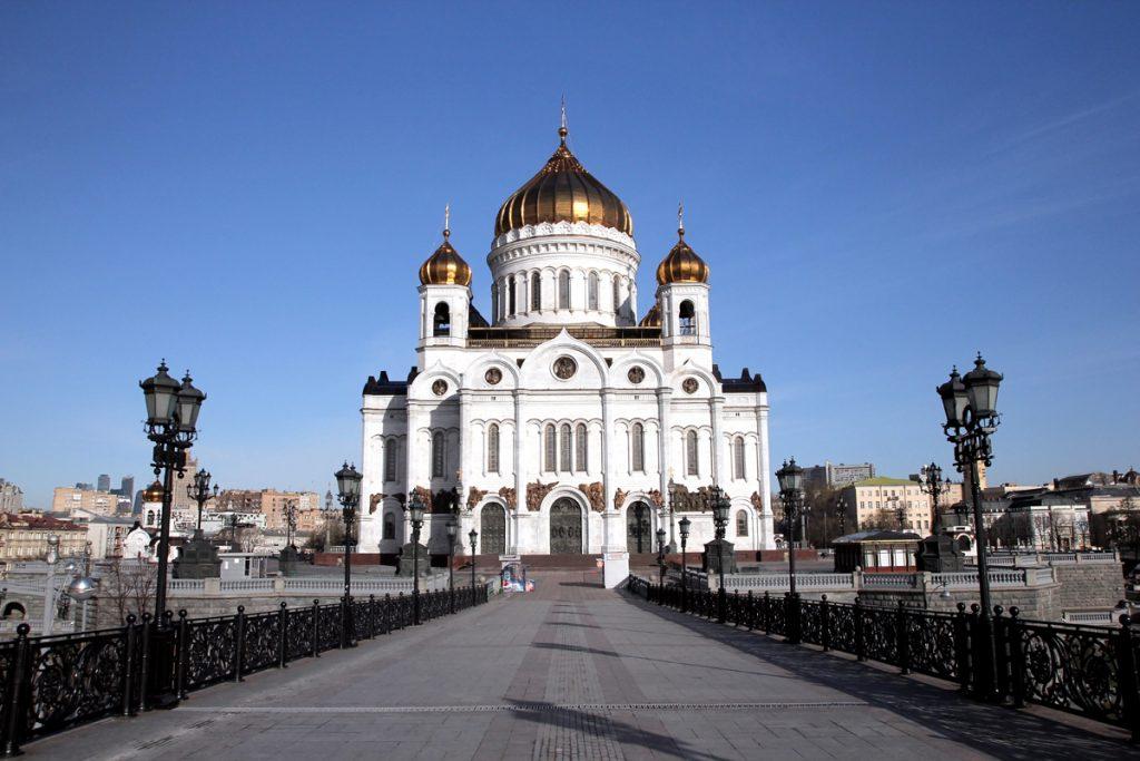 Храм Христа Спасителя Храм Христа Спасителя на карте