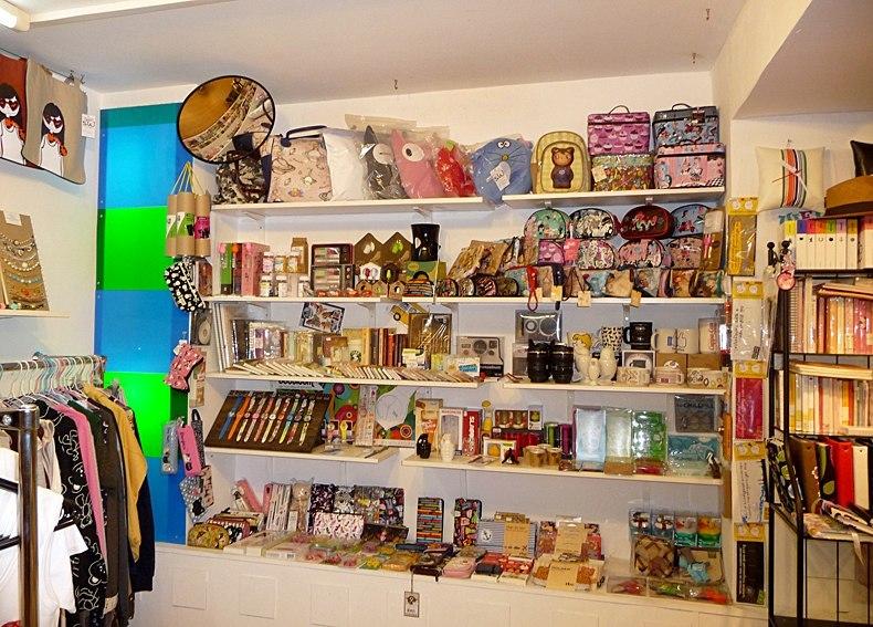 Магазин удивительных вещей и необычных креативных