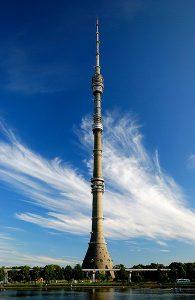 Смотровые площадки Смотровые площадки Москвы ostankino tv tower 195x300