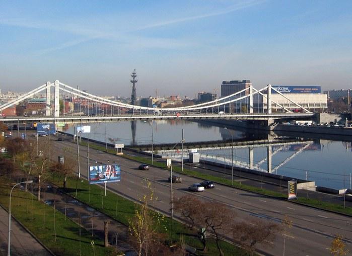 Photo of Платные мосты построят через Москву-реку Платные мосты построят через Москву-реку Платные мосты построят через Москву-реку 58458649 KrymskyMost