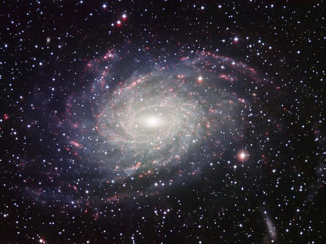 Photo of Ученые уточнили изображение нашей галактики Ученые уточнили изображение нашей галактики Ученые уточнили изображение нашей галактики space