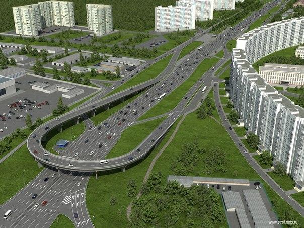 Photo of Реконструировано Варшавское шоссе Реконструировано Варшавское шоссе Реконструировано Варшавское шоссе 6583