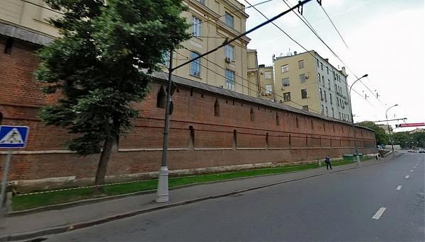 Photo of Смотровая площадка появится на Китайгородской стене Смотровая площадка появится на Китайгородской стене Смотровая площадка появится на Китайгородской стене 77 big
