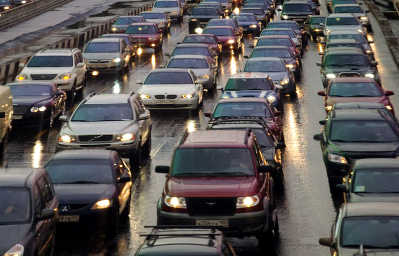 Photo of Пробка образовалась на Калужском шоссе Пробка образовалась на Калужском шоссе Пробка образовалась на Калужском шоссе probki na kievke