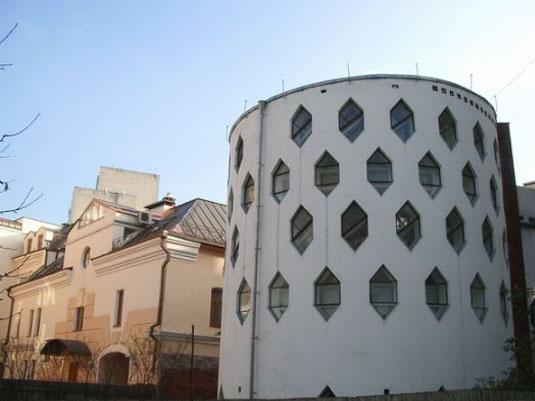 Архитектурные казусы Архитектурные казусы Архитектурные казусы Москвы 070414081447 8