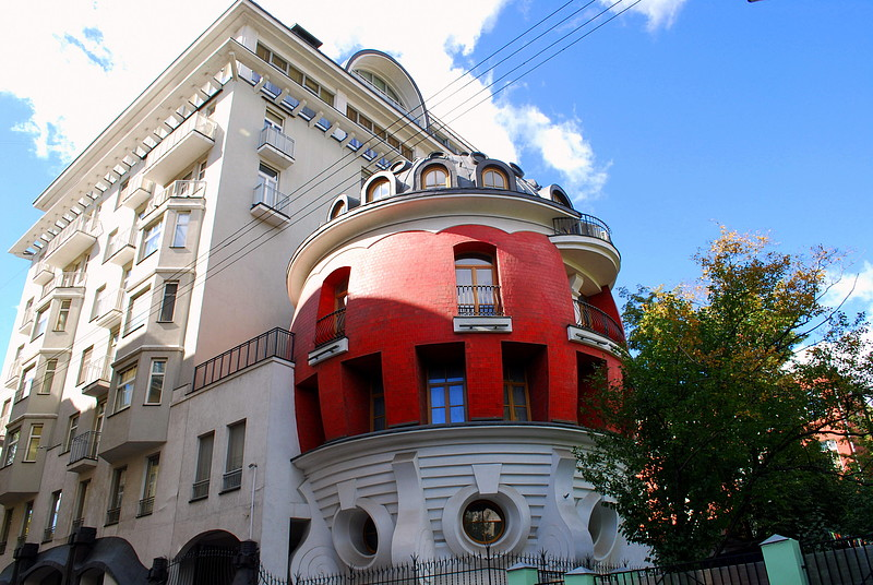 Архитектурные казусы Архитектурные казусы Архитектурные казусы Москвы 1347471666 g