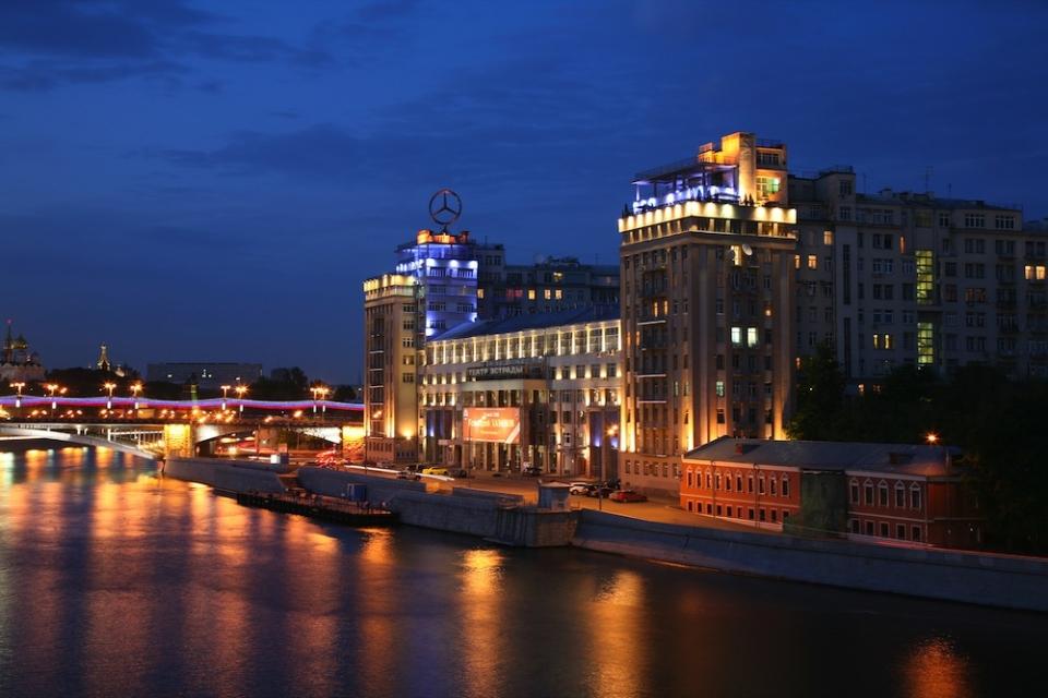 Дом на Набережной  От прекрасных здешних мест, или Дома выдающихся людей в Москве