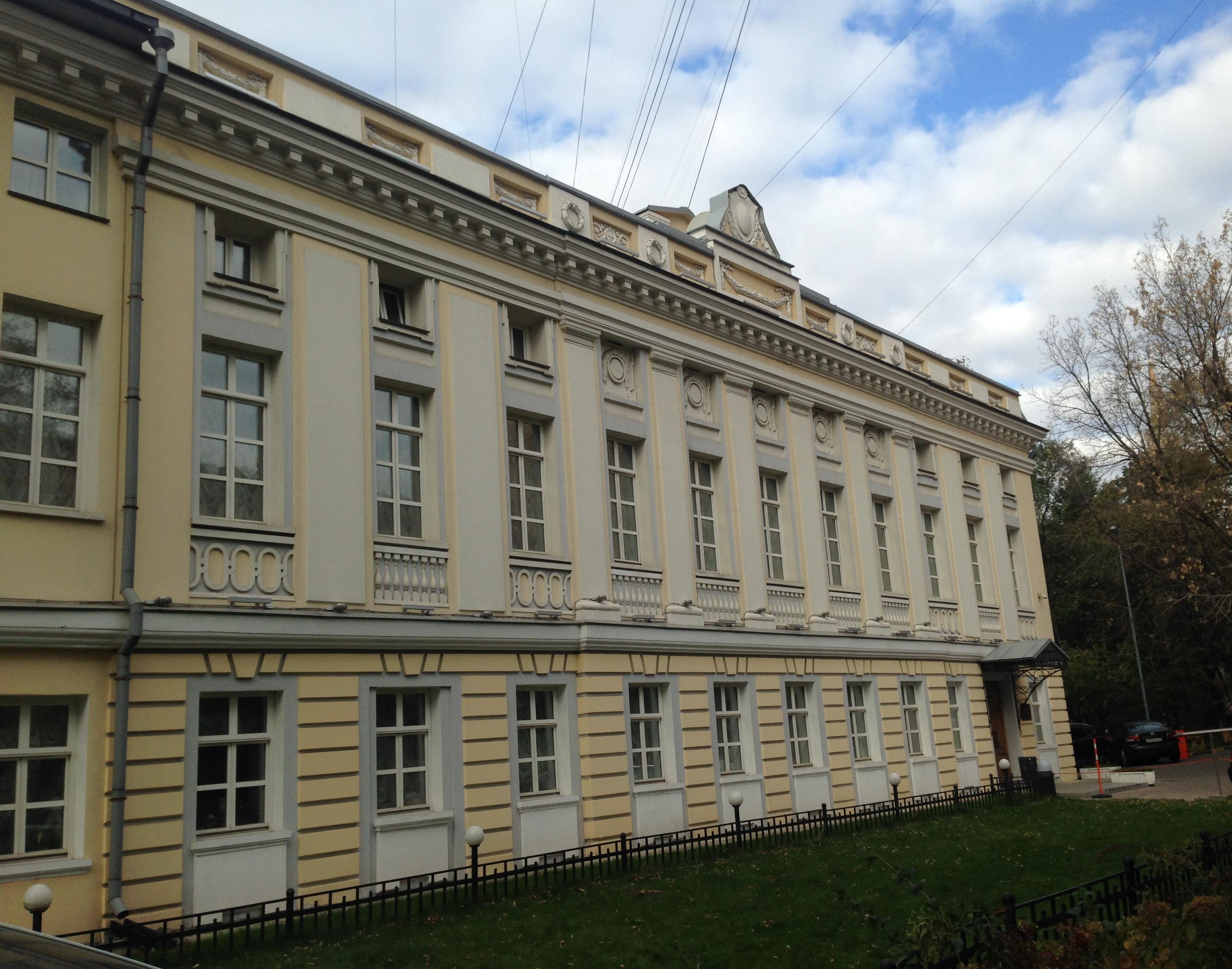 дом Оболенского декабристы Декабристы в Москве: по стопам предков