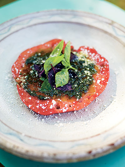 капрезе, помидорный салат Все могут короли: 9 простых и изысканных блюд для холостяка Все могут короли: 9 простых и изысканных блюд для холостяка