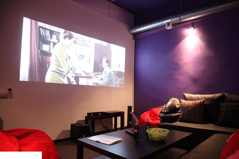 Антикинотеатр «Кино Хауз» необычные кинотеатры Москвы С изюминкой: необычные кинотеатры Москвы