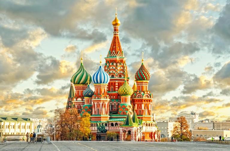 Топ-10 мест Москвы, полюбившиеся иностранцам