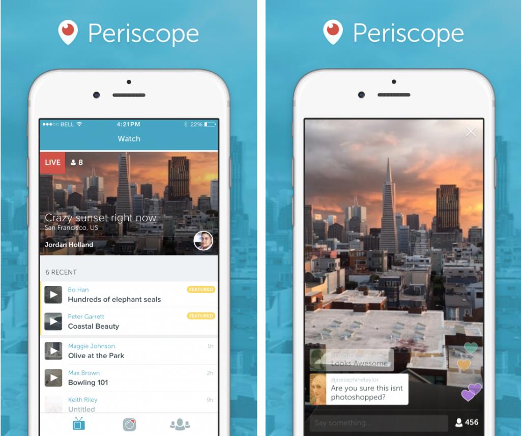 Перископ Что за тренд: Periscope нашего времени Что за тренд: Periscope нашего времени Screen Shot 2015 03 25 at 7 05 30 PM 0 1024x857