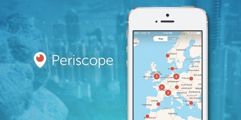 Перископ periscope что это Что за тренд: Periscope нашего времени c7d225ef2462f853520d333bef578d0c7b949d6d 1024x512
