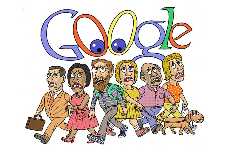 google Гад-же-ты. Как техника повлияла на нашу психику. Часть 2 Гад-же-ты. Как техника повлияла на нашу психику. Часть 2 google
