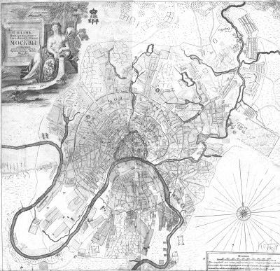 Москва 1739 – 1852, Приди ко мне брате в Московь