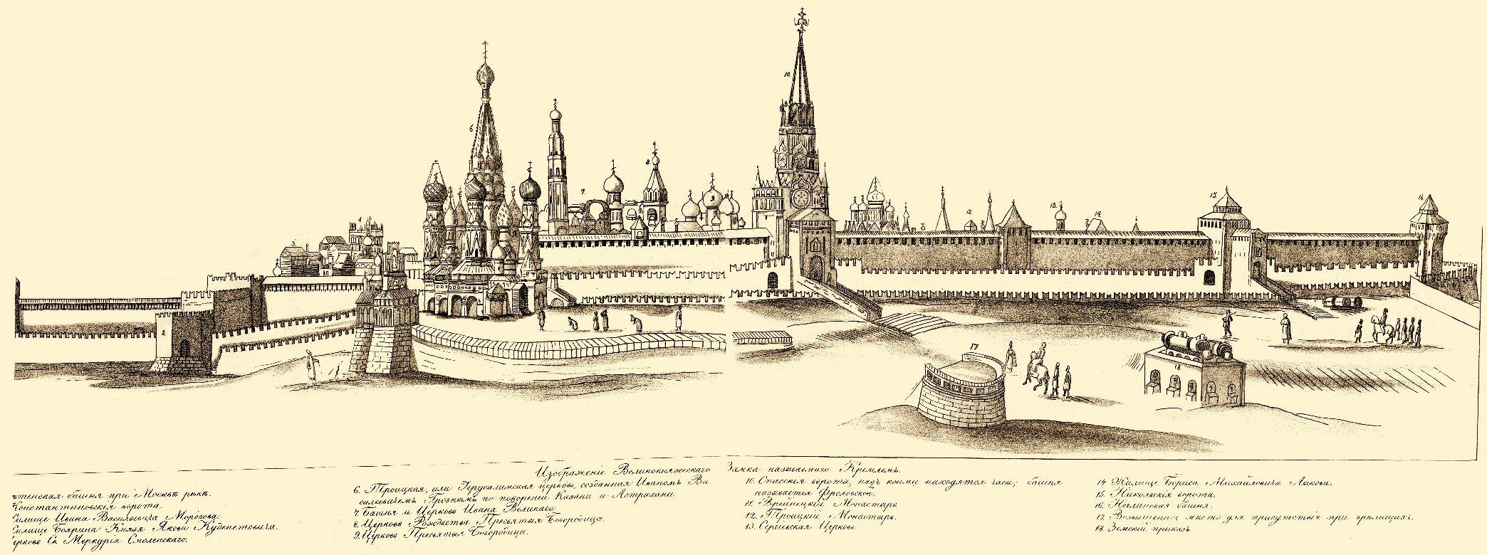 Photo of Приди ко мне брате в Московь Приди ко мне брате в Московь Приди ко мне брате в Московь kremlin 1661