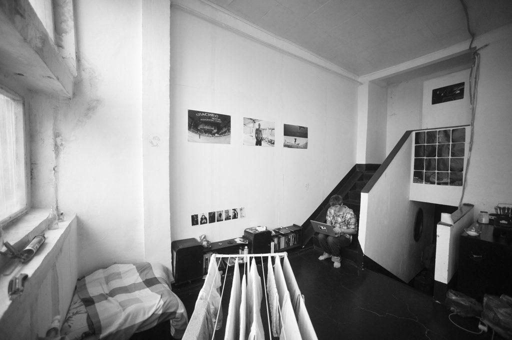 Дом Наркомфина внутри Конструктивизм в Московской архитектуре Конструктивизм в Московской архитектуре                                          1024x680