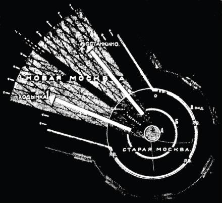 Парабола Ладовского Конструктивизм в Московской архитектуре Конструктивизм в Московской архитектуре