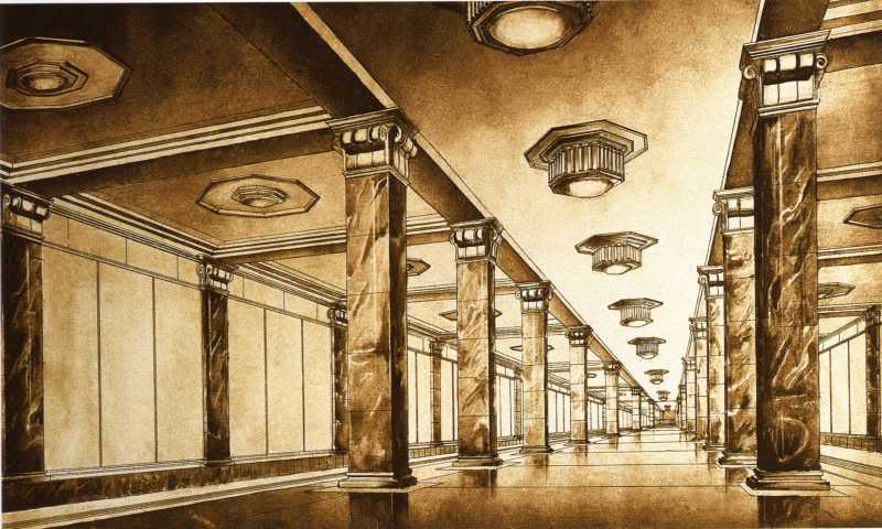 метро 1930 дома-коммуны «Москва не сразу строилась»: столица в 30-е годы 4 14