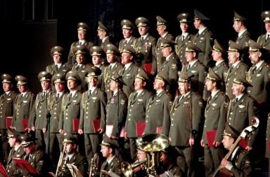 27 марта в Московском международном доме музыки состоится презентация новой программы. После столичного концерта ансамбль отправится в турне по российским городам.