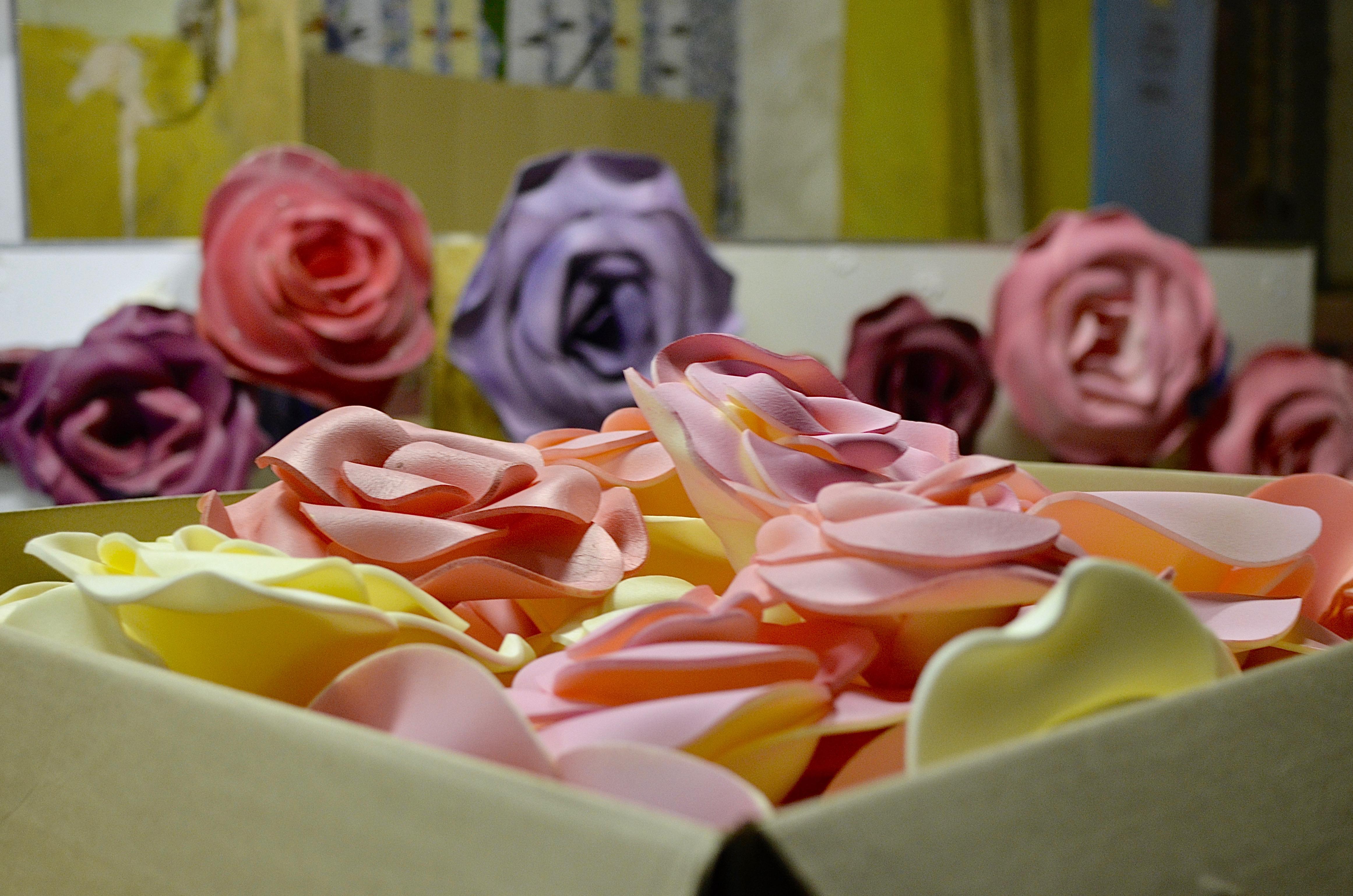 Photo of Работа декоратора — быть незаметным Большие цветы Работа декоратора — быть незаметным DSC0333