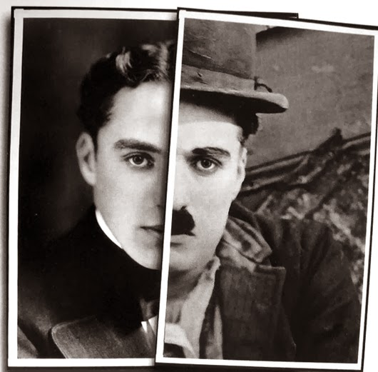 Charlie Chaplin the clown and who is a clown? And who is a clown? image1