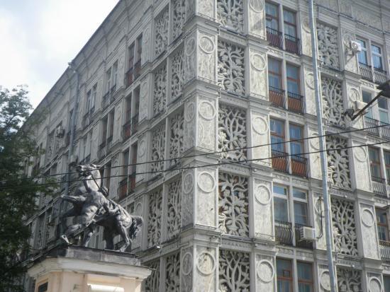ажурный дом Кто в Москве не бывал... Кто в Москве не бывал… image8 3