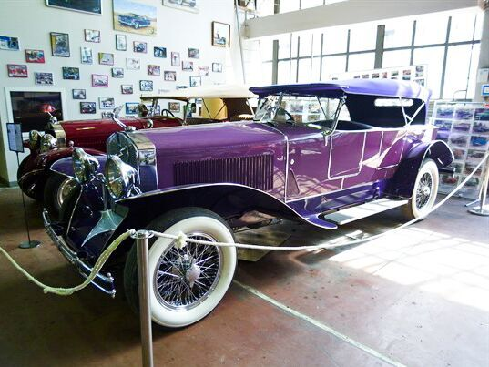 Музей ретроавтомобилей. Типичная Москва музеи 5 музеев, созданных энтузиастами unspecified 4