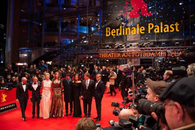 Берлинский кинофестиваль Территория кино: кинофестивали 2016 Территория кино: кинофестивали 2016 220336