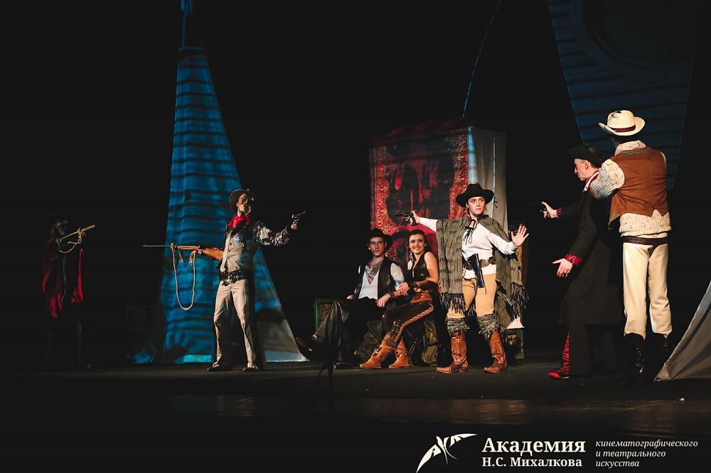 Шекспировские авантюры