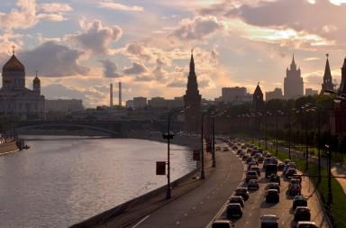 В ближайшие выходные в Москве ожидается потепление до 23 градусов. Погода
