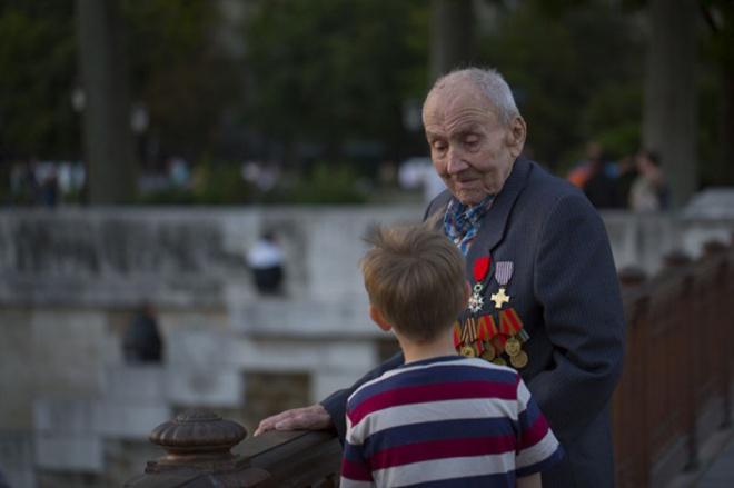 васенин и внук2 Я русский солдат. Я обещал ей вернуться Я русский солдат. Я обещал ей вернуться                           2