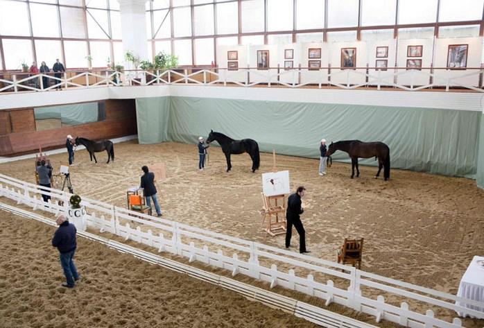 конные клубы в москве или подмосковье