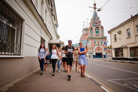 Московские переулки Бесплатные экскурсии по Москве Бесплатные экскурсии по Москве image 1