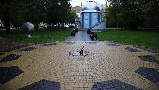 Народная обсерватория в парке «Сокольники» Где полюбоваться звёздами в Москве Знаем, где: полюбоваться звёздами в Москве 20799