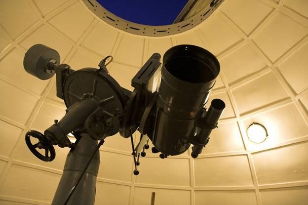 Студенческая астрономическая обсерватория ГАИШ Где полюбоваться звёздами в Москве Знаем, где: полюбоваться звёздами в Москве image008