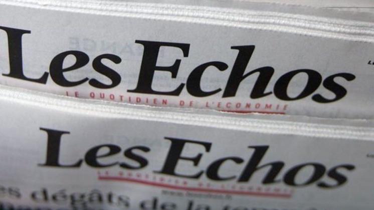 Les Echos газеты Газеты, с которых начинается качественная журналистика image10