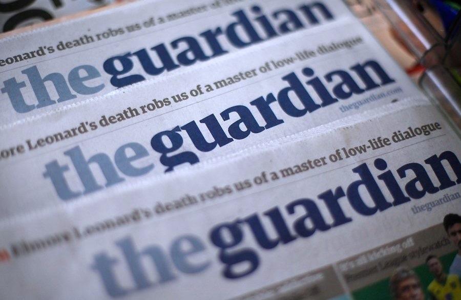 The Guardian газеты Газеты, с которых начинается качественная журналистика image3