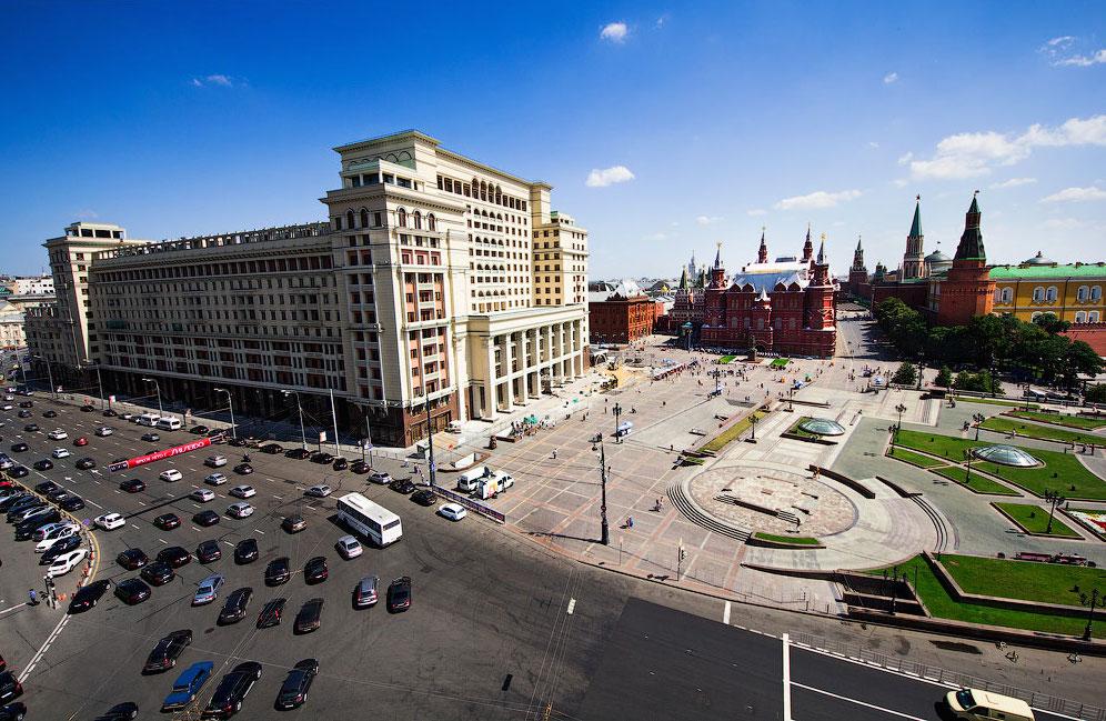 Four Seasons Hotel Moscow Отели Отели Москвы: хранители и создатели истории города 0 9d9ce d92b53c0 orig