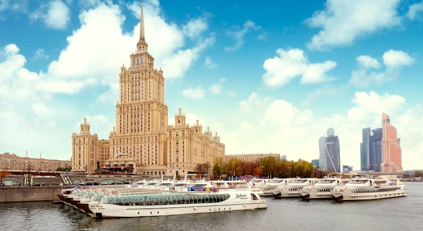 Radisson Royal Hotel Moscow Отели Отели Москвы: хранители и создатели истории города 31523921